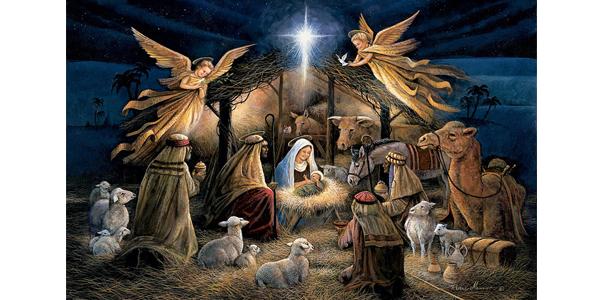Trinity Christmas Calendar