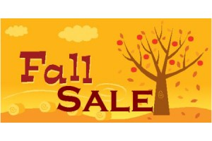 Trinity Fall Sale and Lunch — Saturday, October 21st, 9 am to 3 pm