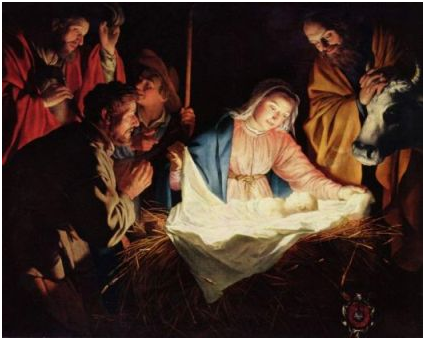 NativityPainting