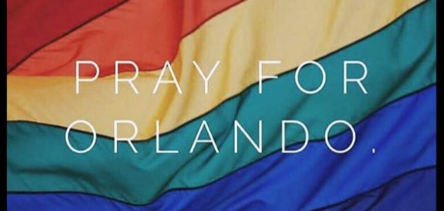 Pray For and Assist Orlando