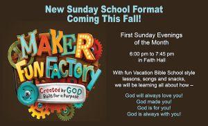 Vacation Bible School - Trinity Buckingham Church