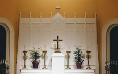 Welcome To Trinity Buckingham's Online 9 AM Sunday Worship Services