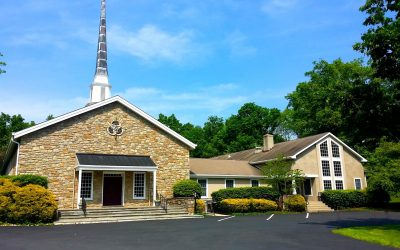 Trinity Is Offering Socially-Distanced In-Person Sunday Worship Services