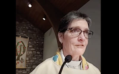 The Rev. Nancy Dilliplane's Sunday, May 2nd Gospel Reflection