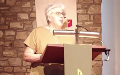 Martha Dudich's Homily at Trinity's September 12th Sunday Morning Worship Service